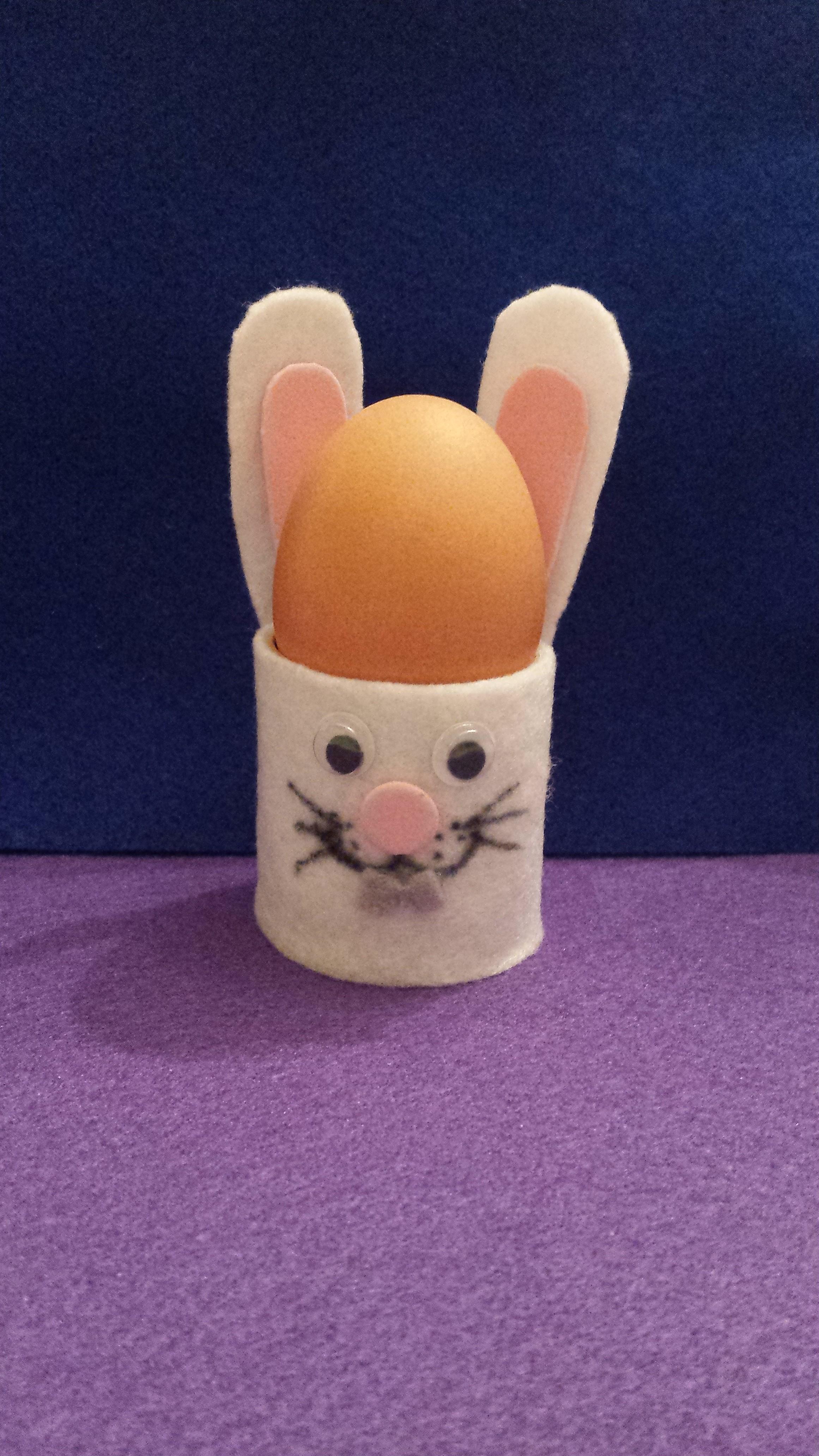 Lavoretti per pasqua il coniglietto easter crafts cute for Opzioni di materiale di raccordo