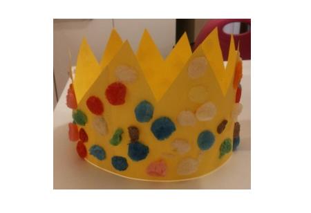 La corona di carta – Paper Crown