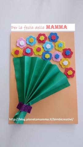 Copertina Mazzo di fiori