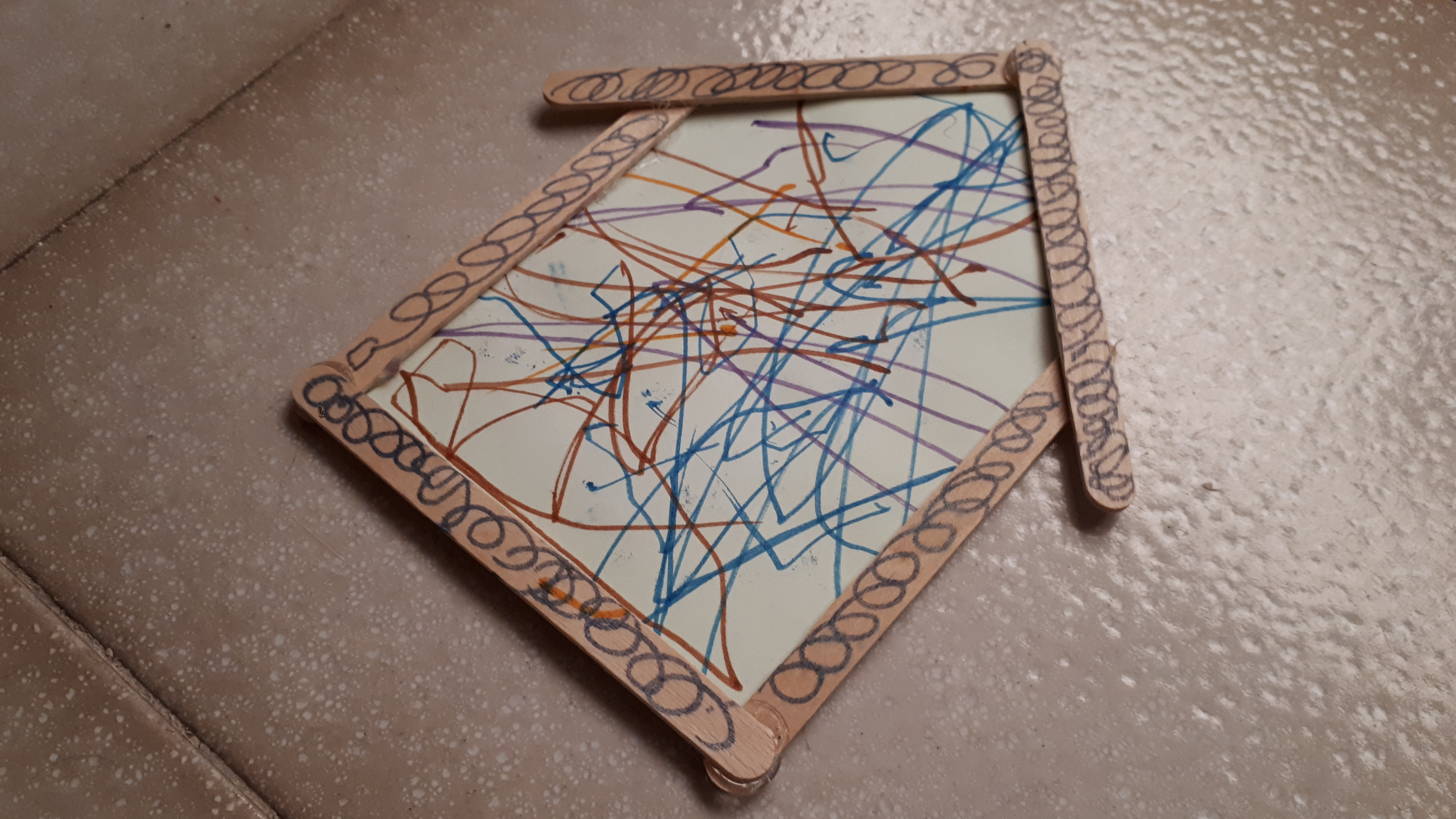 Cornice Per Disegno Frame For Kids Drawing Bimbi Creativi