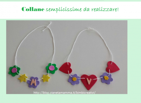 Collane in gomma crepla – Foamy Necklace