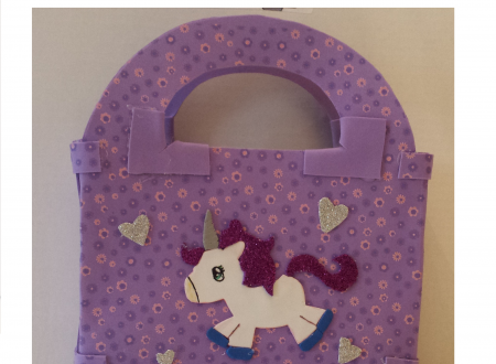 Borsa con Unicorno – Foamy Bag