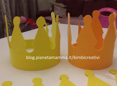 Come creare una corona da Re
