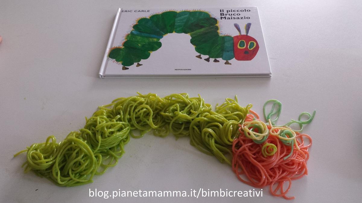 Lettura e gioco il piccolo bruco maisazio bimbi creativi