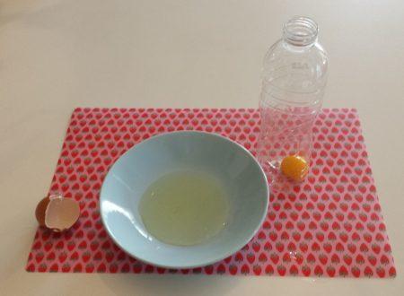 Esperimento …in cucina