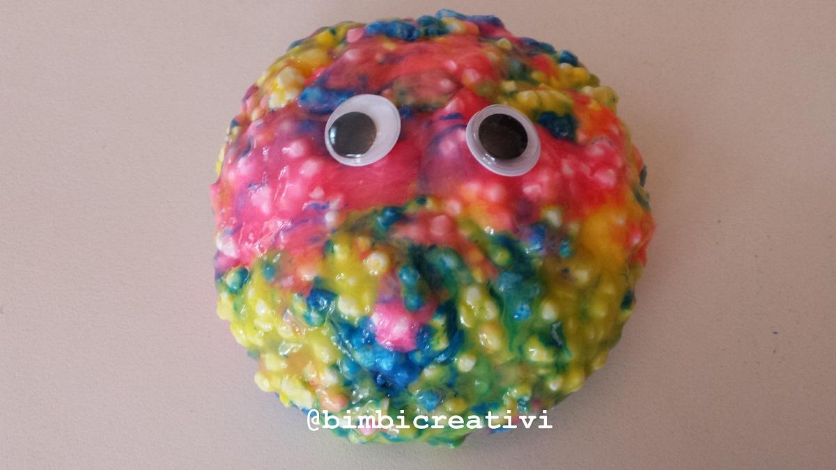 Molto Come fare il Floam Slime - Bimbi Creativi ZU89