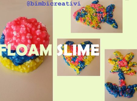 Come fare il Floam Slime