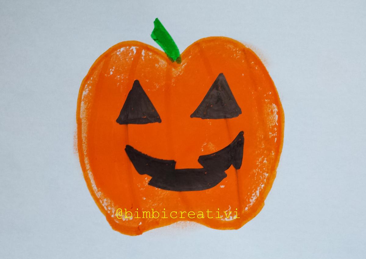 Halloween come disegnare una zucca in pochi secondi - Come disegnare immagini di halloween ...