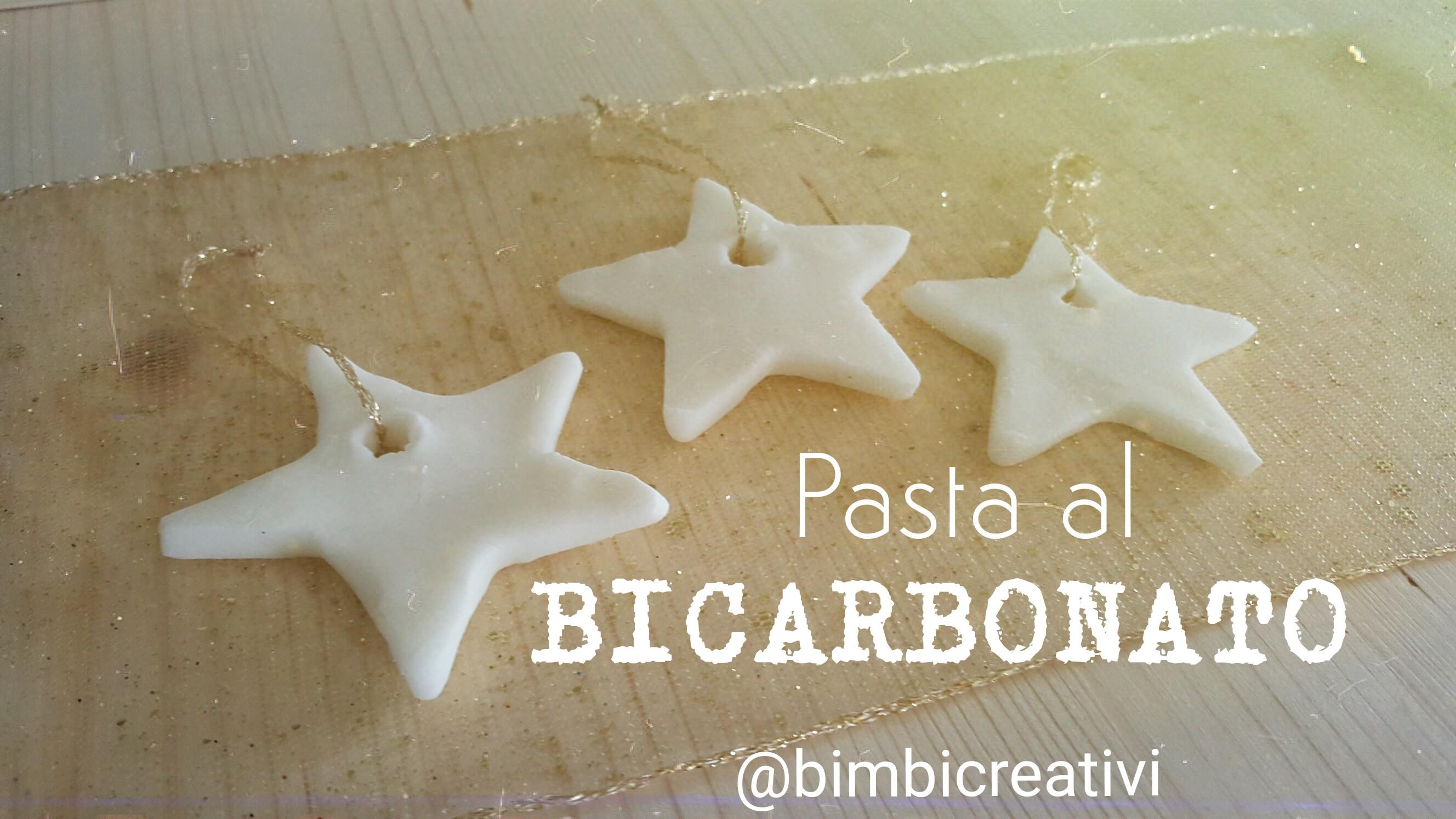 Bien connu Pasta modellabile al BICARBONATO - Bimbi Creativi LG91