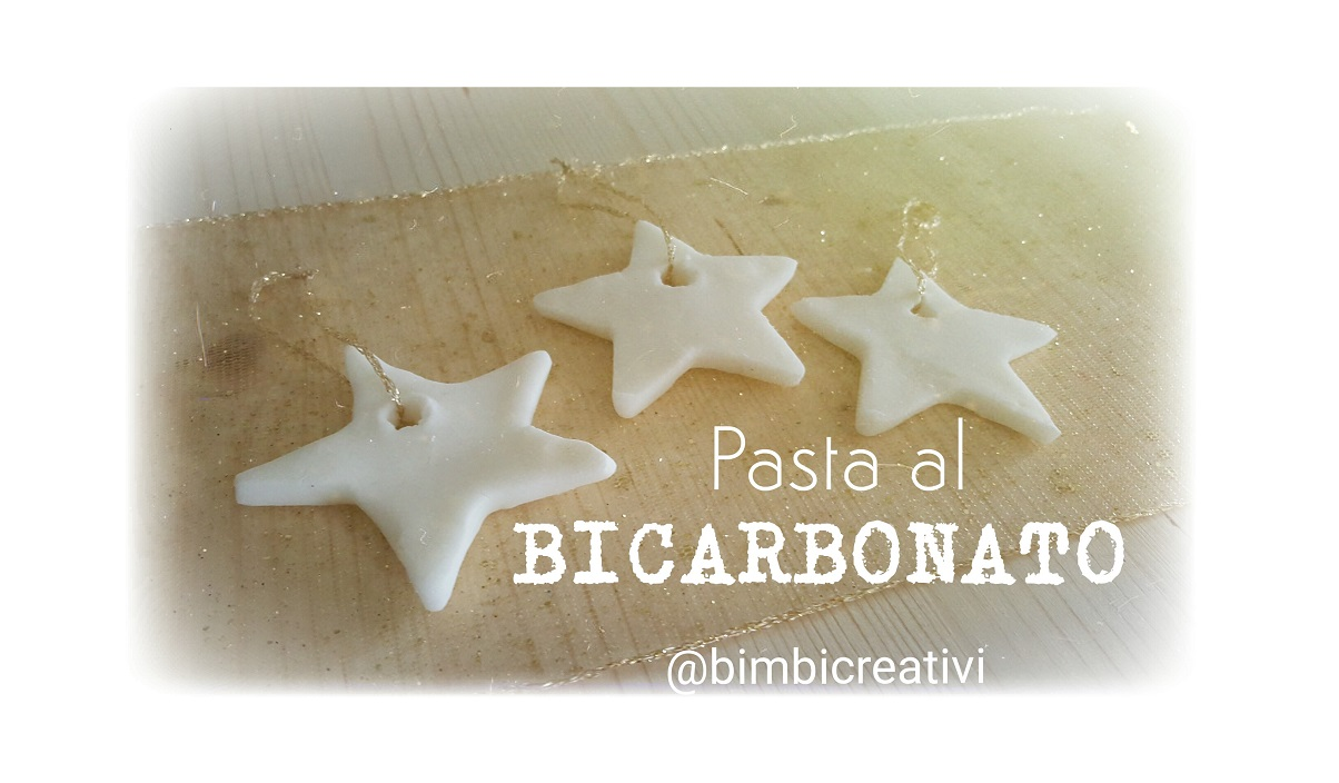 Super Pasta modellabile al BICARBONATO - Bimbi Creativi NV77