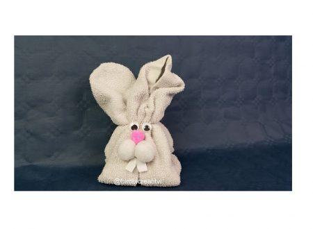 Coniglietto Asciugamano