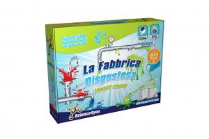 LA FABBRICA DISGUSTOSA, Science4you (Recensione)
