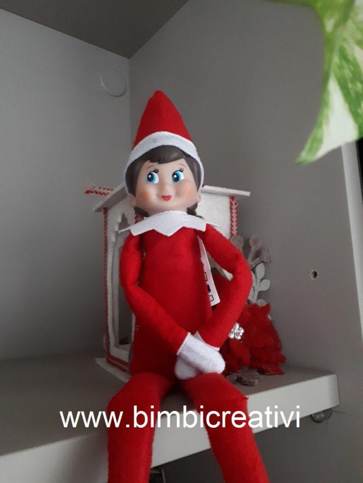 In cosa consiste la tradizione dell Elfo sulla Mensola (Elf on the shelf)  L elfo  è l aiutante di Babbo Natale che viene alla Festa del Ringraziamento e ... 5f3e1bd0ab9b