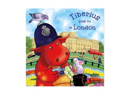 TIBERIUS GOES TO LONDON – TIBERIUS PUBLISHING  (Recensione)