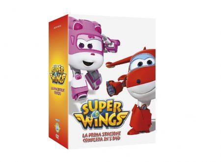 COFANETTO SUPER WINGS – STAGIONE 1 COMPLETA – DVD (RECENSIONE)