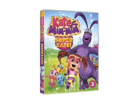 KATE & MIM-MIM: SUPER KATE (RECENSIONE)