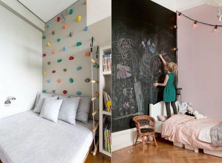Bimbi creativi lavoretti per mamme e bambini - Decorare camera bambini ...