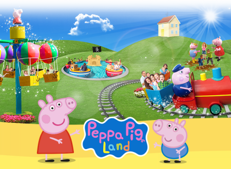 NOVITA' 2018 – PEPPA PIG LAND A GARDALAND