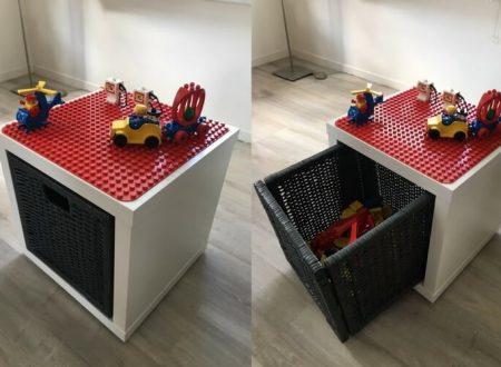 KALLAX - CONTENITORE PER LEGO
