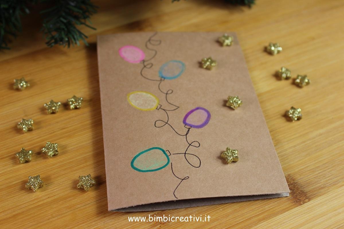 Biglietti Di Natale Fai Da Te Con Foto.Biglietti Auguri Natalizi Fai Da Te
