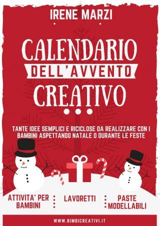 Calendario Di Avvento Per Bambini.Calendario Dell Avvento Creativo Bimbi Creativi