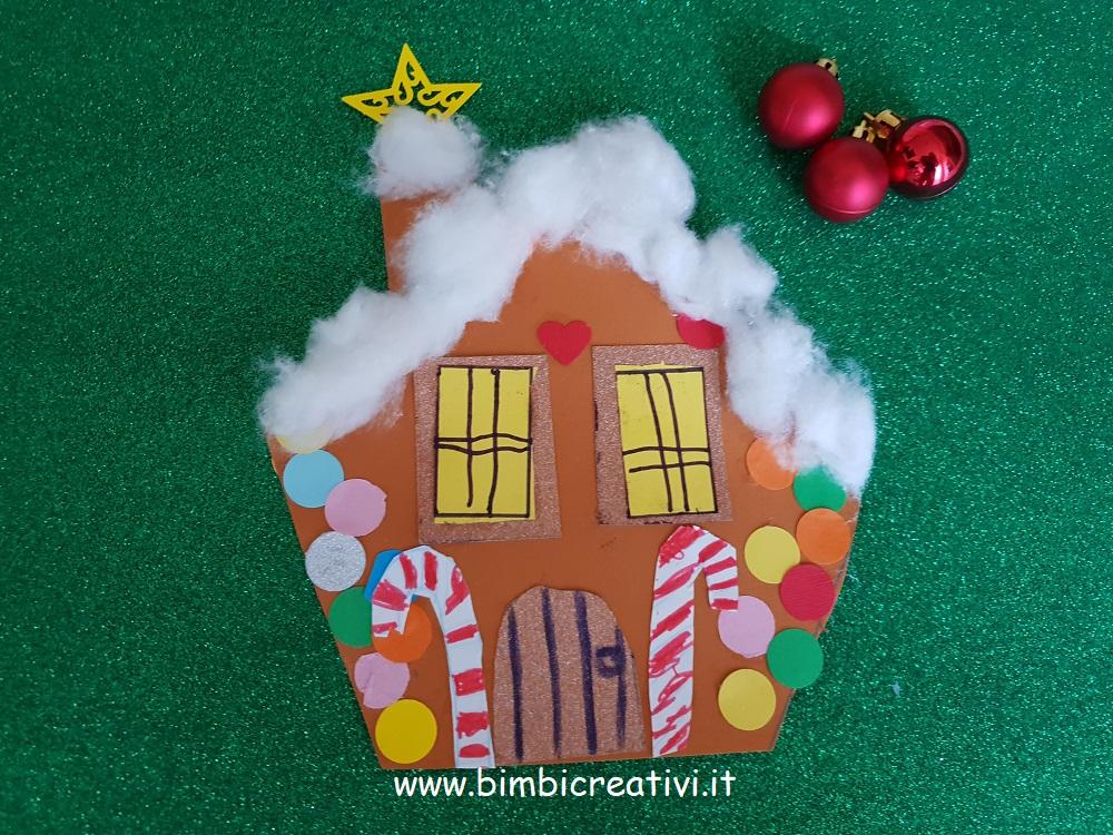 Casetta Di Natale Con Biscotti : Frollie creazioni di natale