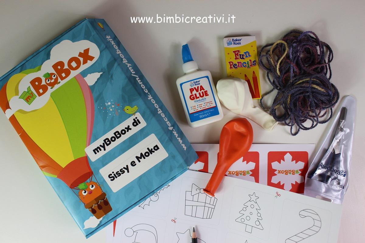 Mybobox Lavoretti Creativi Direttamente A Casa Tua Bimbi Creativi
