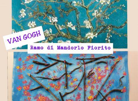 """""""EMOZIONI IN ARTE…CHE STORIA!"""": VAN GOGH – RAMO DI MANDORLO FIORITO / 1. STUPORE"""