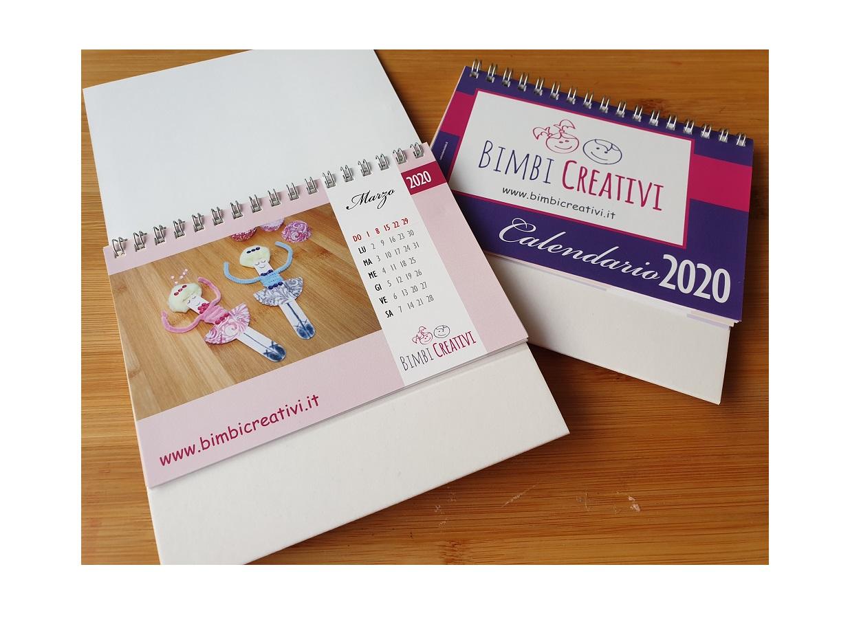 Calendario Bimbi.Il Calendario Di Bimbi Creativi Con Un Click