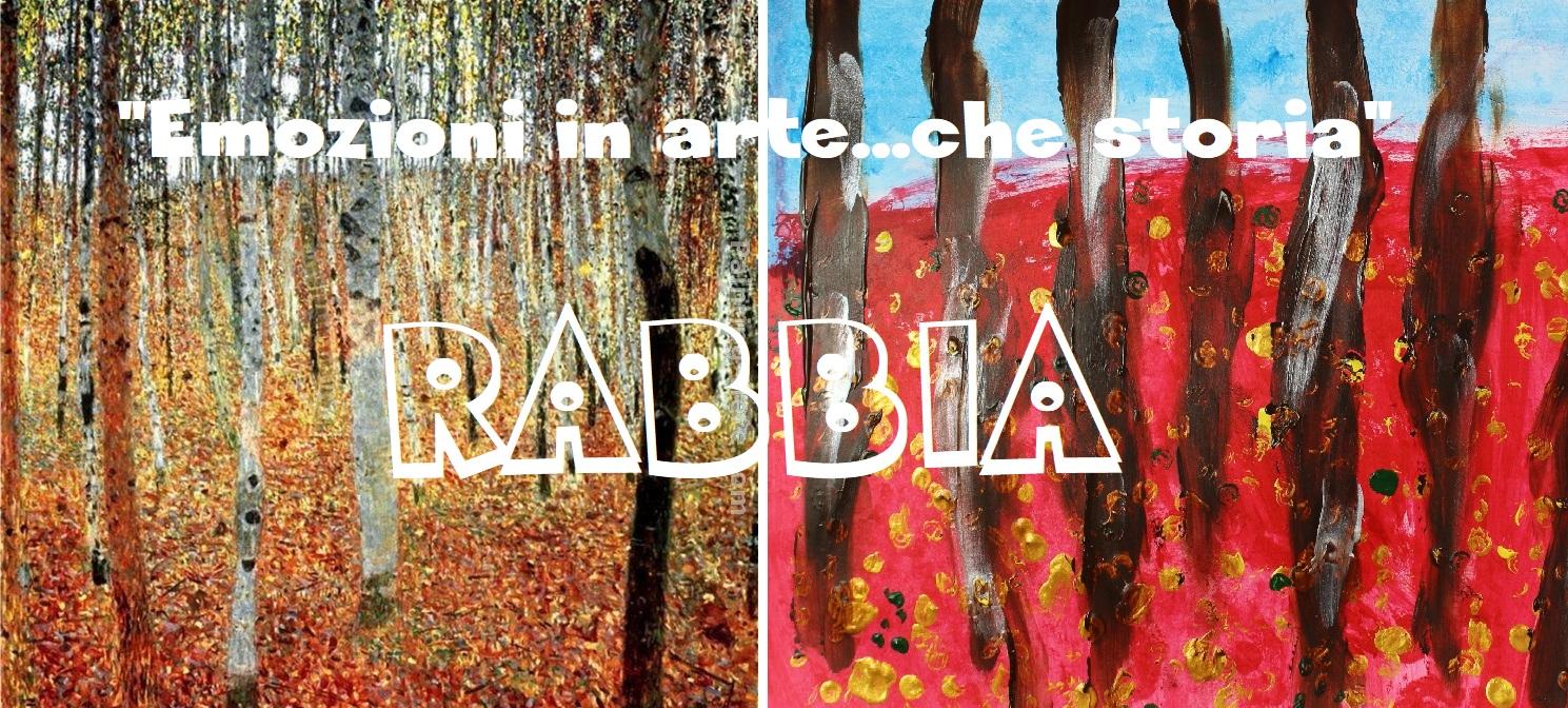Emozioni In Arte Che Storia Klimt Le Betulle 5 Rabbia Bimbi Creativi
