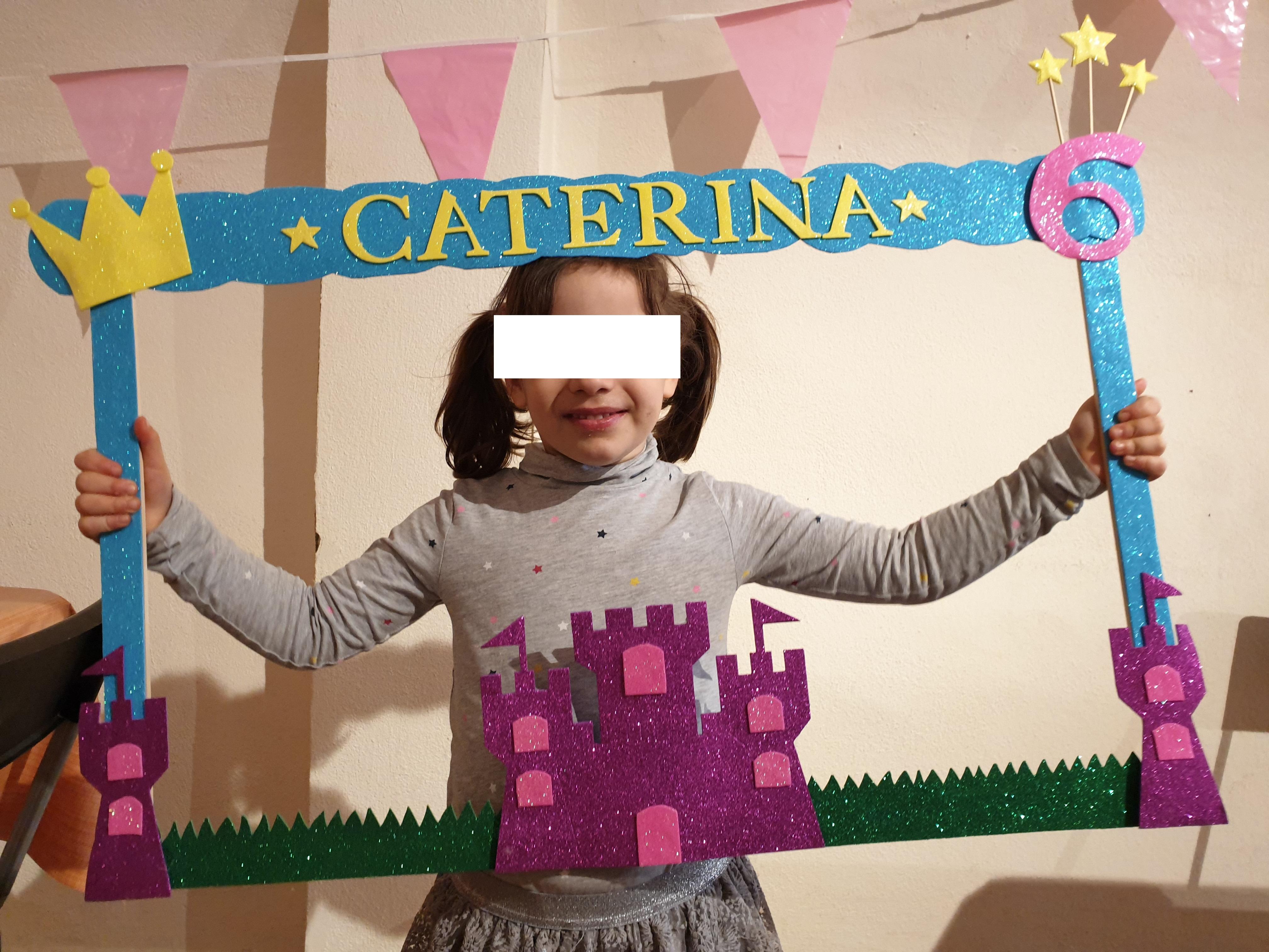 Fustella castello