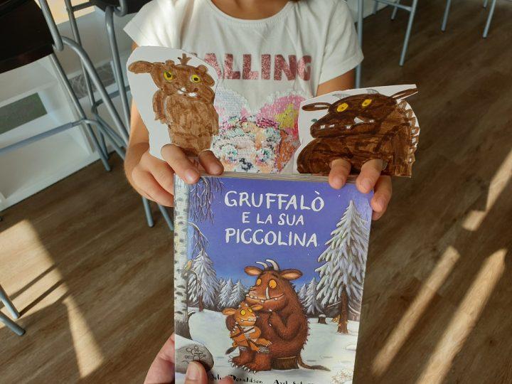 Gruffalo e la sua piccolina