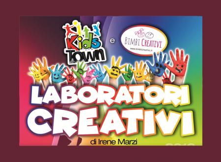 LABORATORI CREATIVI AL KIDS'TOWN – DESENZANO DEL GARDA