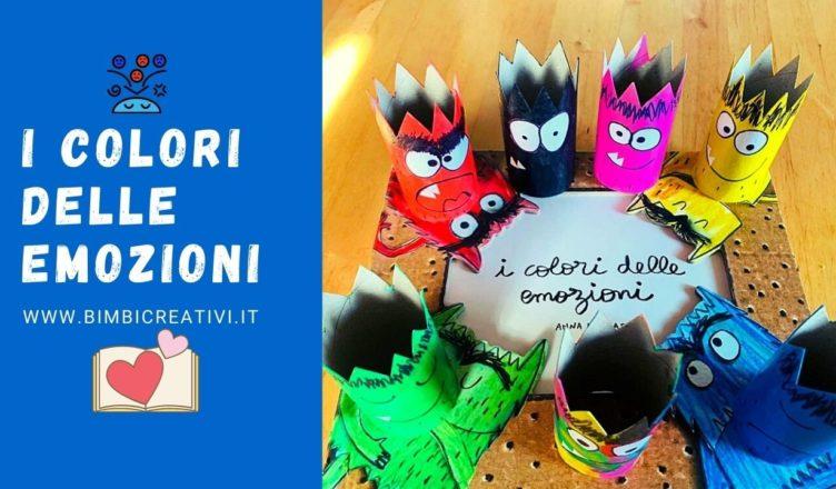 bimbi-creativi-irene-marzi-i-colori-delle-emozioni-lavoretto-rotoli-carta