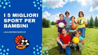 bimbi-creativi-sport-consigliati-bambini