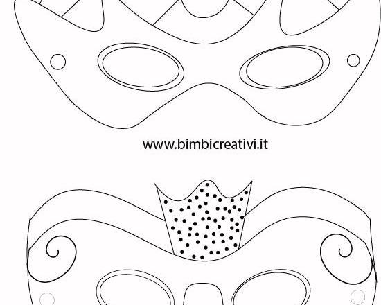 bimbi-creativi-maschere-di-carnevale-disegni