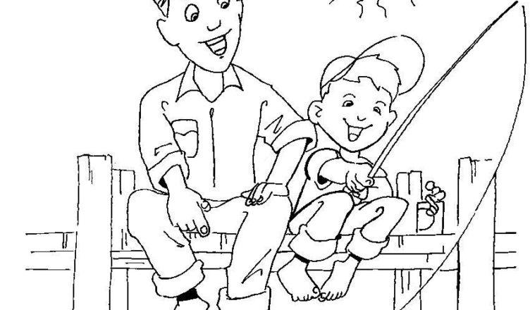 bimbi-creativi-bambino-papà-pesca