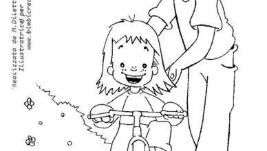 bimbi-creativi-papà-bambina-in-bicicletta