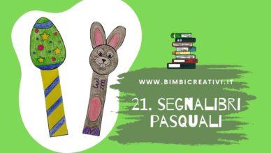 Lavoretto Pasqua: 21. Segnalibri Pasquali