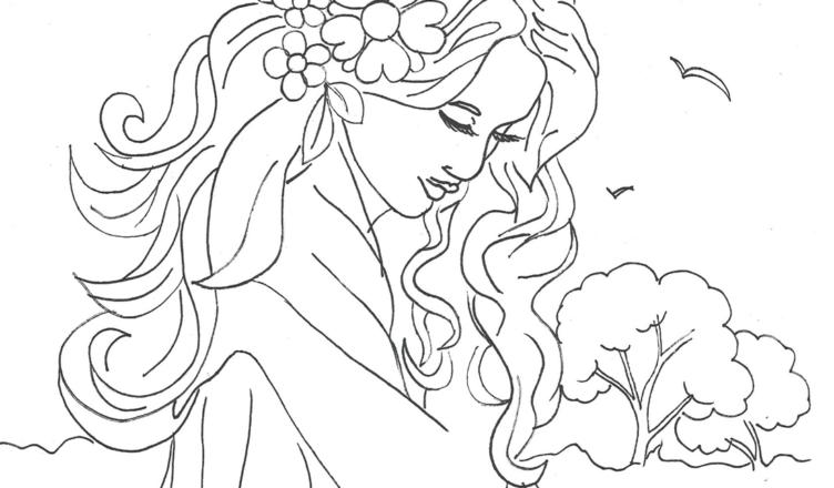 bimbi-creativi-disegno-fata-primavera