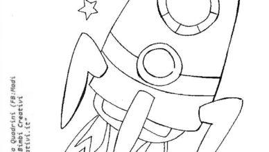 bimbi-creativi-disegno-da-colorare-razzo-spaziale