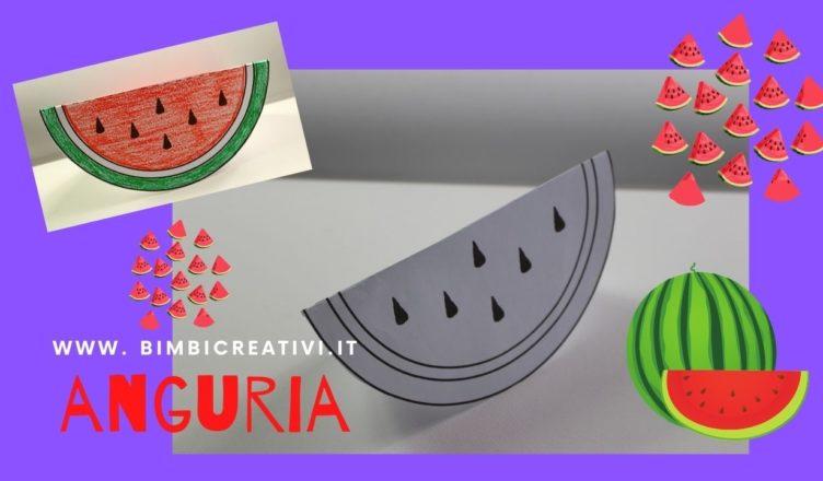 bimbicreativi-come-fare-un-anguria-di-carta