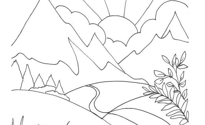 bimbi-creativi-disegno-montagna