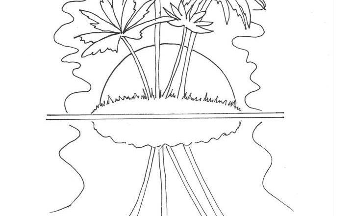 bimbi-creativi-disegno-isola-tropicale