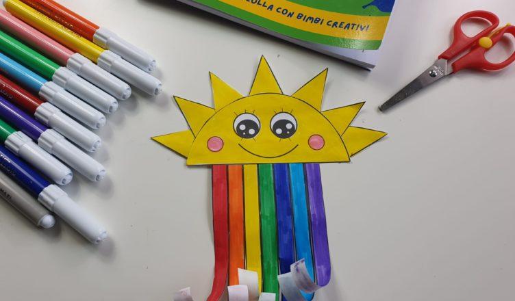 bimbi-creativi-lavoretto-per-bambini-sole-arcobaleno